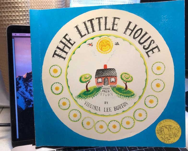 [お勧め本]忙しない現代人への警鐘が響く絵本「The Little House」by Virginia Lee Burton