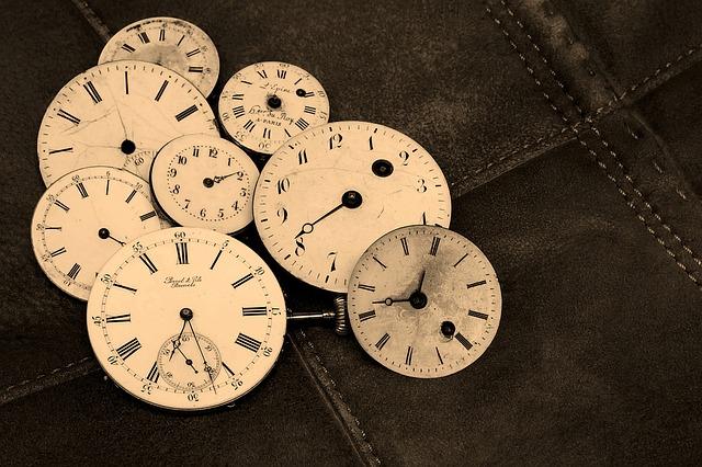 自分の時間、他人の時間の大切さ