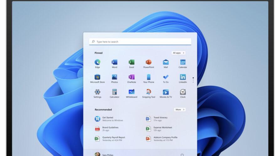2021年後半アップデート予定のWindows11の互換性を確認しておこう。