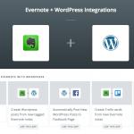 ZapierでEvernoteとWordpressを接続してアウトプットを効率化。
